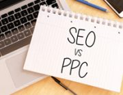 SEO vs PPC infographic